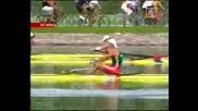 Румяна нейкова спечели златен медал за България в гребането на 2000 метра