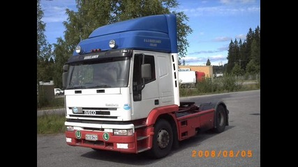 Mercedes And Iveco Truck`s