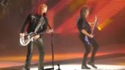 Metallica ⚡ ⚡ Creeping Death // Philadelphia, Pa, United States 2017