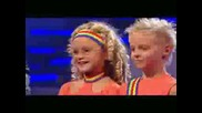 Britains Got Talent Semi - Final 2008 - Cheeky Monkeys