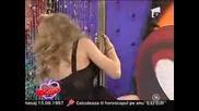 Videonews Video Corina danseaza la bara pe melodia No time for sleeping.flv