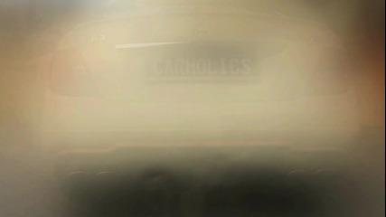 Зловещ и покъртителен звук от Mercedes C 63 /// A M G Coupe