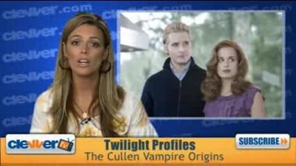 Twilight Profiles: The Cullen Vampire Origins