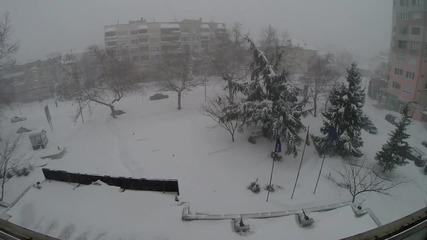 Един обикновен зимен ден в Силистра!