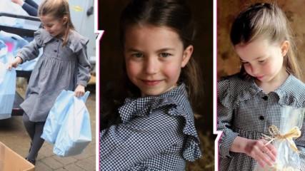 Принцеса Шарлот стана на 5 годинки! Вижте какво пораснало и чаровно дете е днес тя!