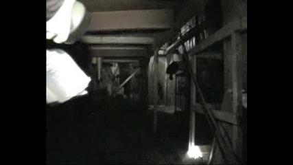 Избухналия реактор в Чернобил Маршрут № 1