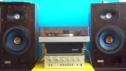 Rehdeko Rk125a + Philips 437 playing Depeche Mode Live + Dynaco Pat 5 Dynaco Stereo 120