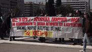 Greece: Fresh rally in support of far-left convict on hunger strike