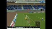 Football Superstars - 15 Metres Amazing Goal !!!