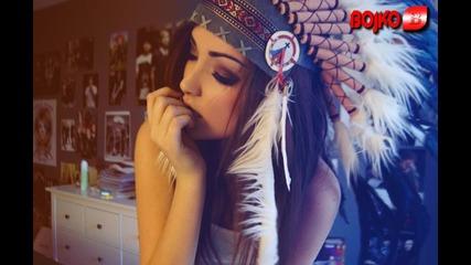 * B G Progressive * Kris V & Ivo Nikolov feat. Donna - Sunset Flower ( Bojko Radio Edit)