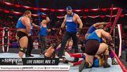 Viking Raiders vs. Randy Orton & Ricochet - Raw Tag Team Titles Match: Raw, Nov. 18, 2019 (Full Match)