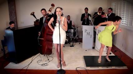 Bad Romance - Vintage Postmodern Jukebox Gatsby Style Lady Gaga Cover Ariana Savalas Sarah Reich