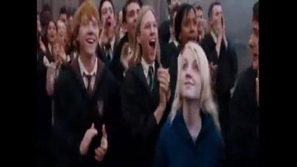 Harry Potter - Just Dance [ Lady Gaga ]