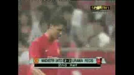 Pre - Season Friendly Cristiano Ronaldo Vs Urawa Diamonds