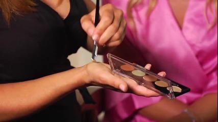 How to: Candice Swanepoel Makeup Look