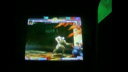 Arcade Casuals - al1 vs shouryuken