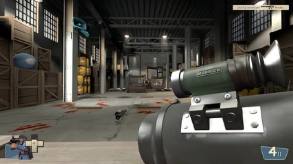 Weapon Demonstration: Direct Hit