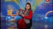 Украйна търси талант 4 вижте онлайн- Татьяна Пушина