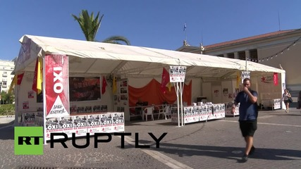 Greece: Athens blitzed by parties as city hits election mode again