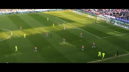The Legendary 2015 of Lionel Messi Hd Skills, Dribblings, Runs, Goals and Passes