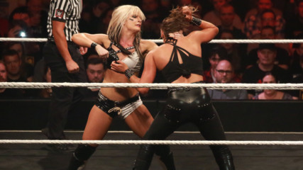 Toni Storm and Rhea Ripley slug each other into exhaustion: NXT UK TakeOver: Blackpool (WWE Network Exclusive)