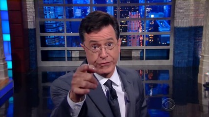 The Late Show with Stephen Colbert - Епизод 10 - 21 Септември '15