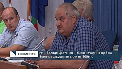 Румен Петков: Липсваше обществен дебат за сделката за F-16