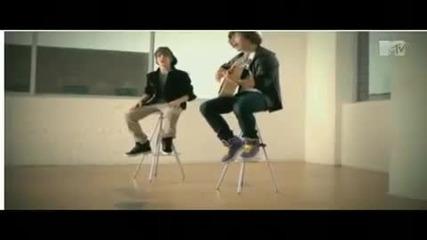 Justin Bieber - Never Let You Go {live at Mtv}