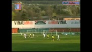 12.4.2009 Ботев - Локомотив Мездра 3:1 гол на Тимонов