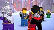 Лего Нинджаго-ния,джей и Коул- (grenade)