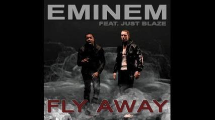 Eminem ft. Just Blaze - Fly Away (leaked by Koolo)