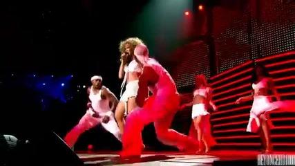 Beyonce - Baby boy & Naughty girl Live @ Atlanta * High Quality*
