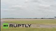 UK: RAF C-17 plane en route to Tunisia to evacuate injured Brits