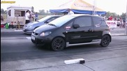 Honda Civic Type R vs Mitsubishi Colt Czt Turbo