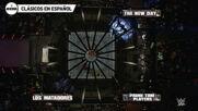 Cámara de Eliminación - Campeonato de Parejas de WWE: Elimination Chamber 2015 (Lucha Completa)