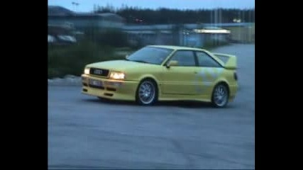Audi S2 Полудява