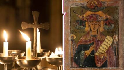 Начало на празниците: Почитаме важна за Православието светица! Честито на празнуващите
