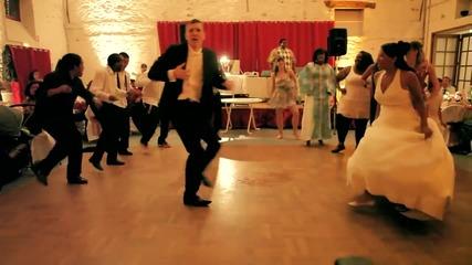 Най-великия първи танц на сватба!