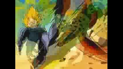 Dragon Ball Z amv - The Animal Within
