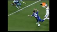 Пепе Полудява и Наритва Футболист,  Касияс Спасява Дузпа Реал Мадрид - Хетафе 3:2