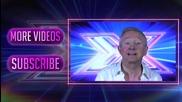 Jordan Morris sings John Legend's All Of Me - Arena Auditions Wk 2 - The X Factor Uk 2014