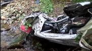 Пилотът Тодор Славов загина при катастрофата на Рали Твърдица