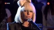 Lady Gaga poker face piano