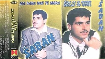 Saban Maksut - 2000 - Madara nane te mera