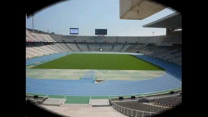 Топ 10 най - големи стадиони в Испания