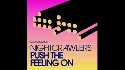 Pitbull - Hotel Room Service / Nightcrawlers - Push The Feeling On*hit*new*