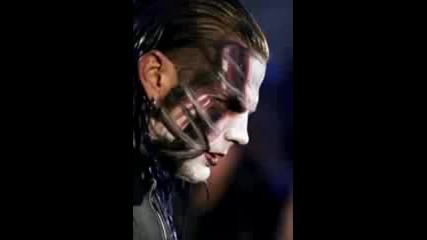 Jeff Hardy - Face With Paint