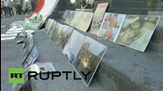 Italy: Pro-Palestine activists protest Netanyahu's Florence visit
