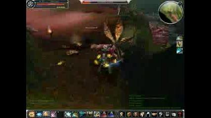 Cabal Online - Force Blader Lvl 50