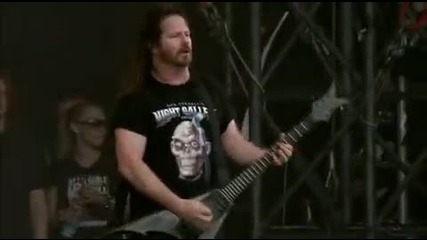 Exodus - Deathamphetamine - Live at Wacken 08